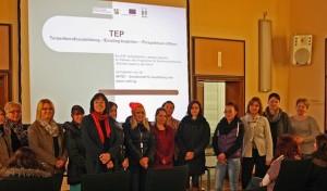 TEP: Ausbildung in Teilzeit absolvieren