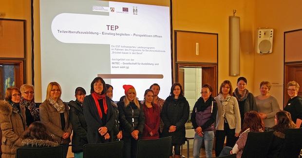 Photo of TEP: Ausbildung in Teilzeit absolvieren