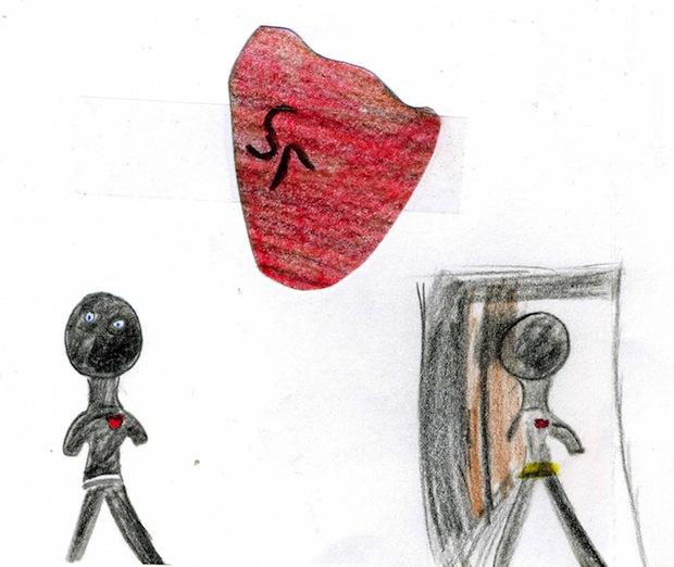 Photo of Mini-Sherlock-Holmes fertigen Phantomzeichnung an
