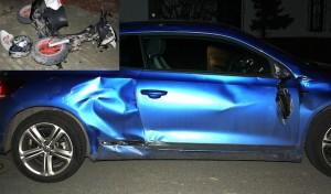 Rüthen-Oestereiden: Rollerfahrer schwer verletzt