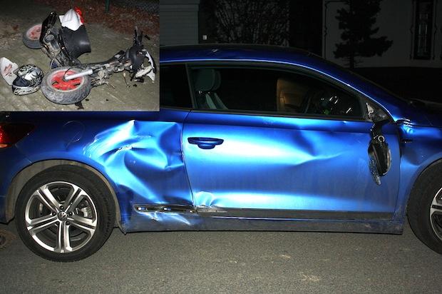 Photo of Rüthen-Oestereiden: Rollerfahrer schwer verletzt