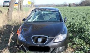 Anröchte: Fahrzeug überschlägt sich