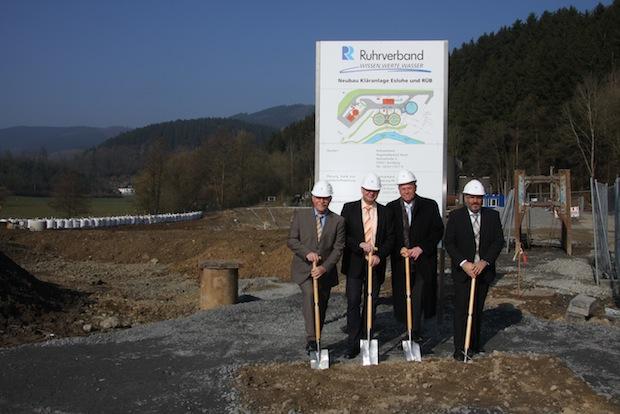 Photo of Der Salveybach in Eslohe wird spürbar entlastet