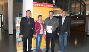 Rathaus Netphen: Erste Energiesparberatung hat stattgefunden