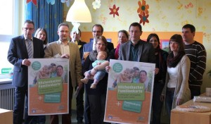 Neuauflage der Hilchenbacher Familienkarte vorgestellt
