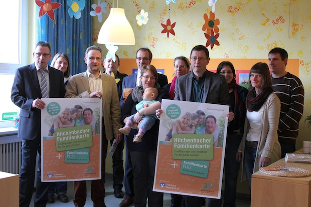 Photo of Neuauflage der Hilchenbacher Familienkarte vorgestellt