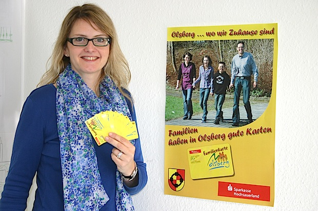 Photo of Familien haben in Olsberg gute Karten
