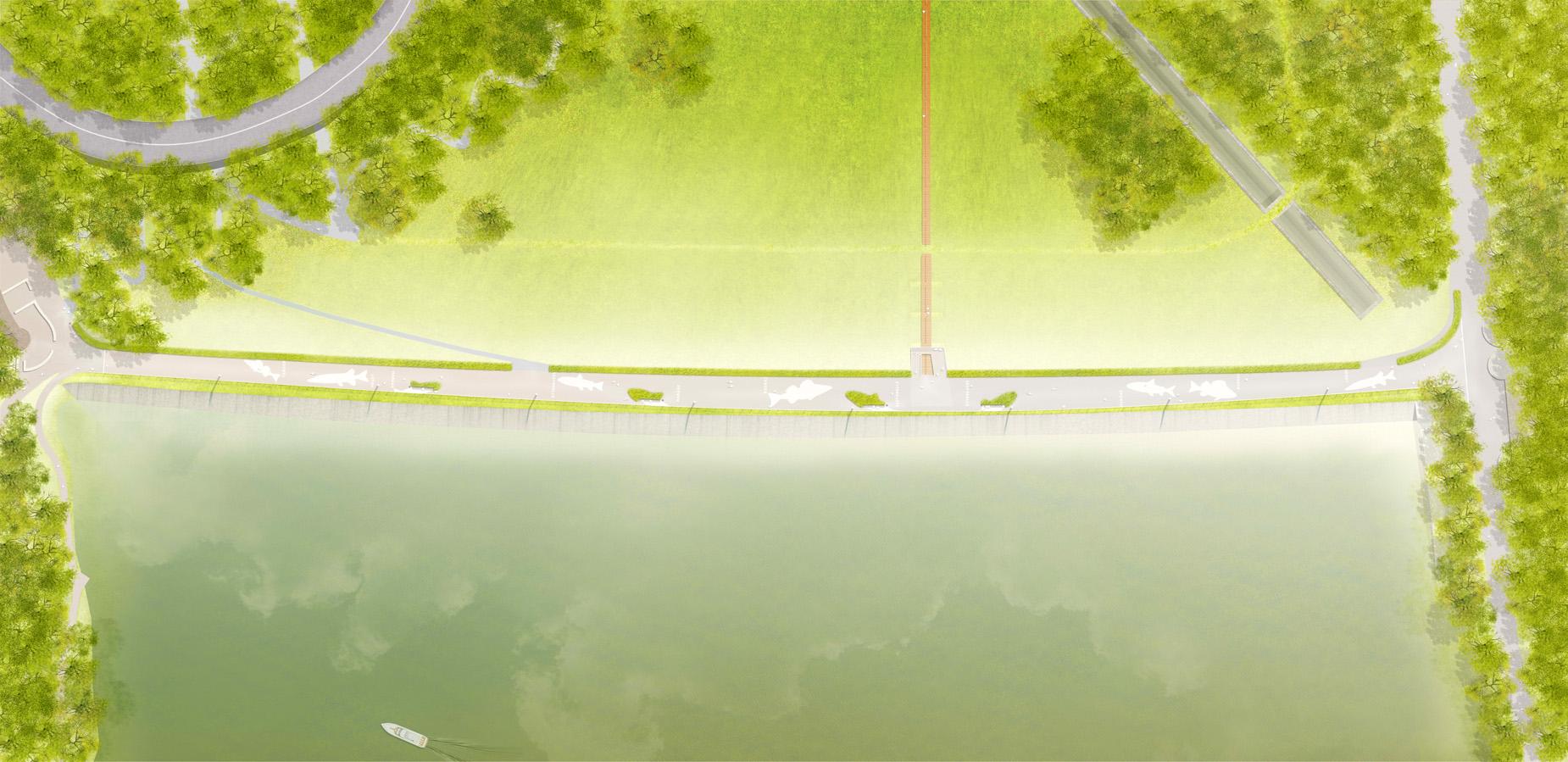Photo of Dammkrone: Pläne für Umgestaltung überarbeitet