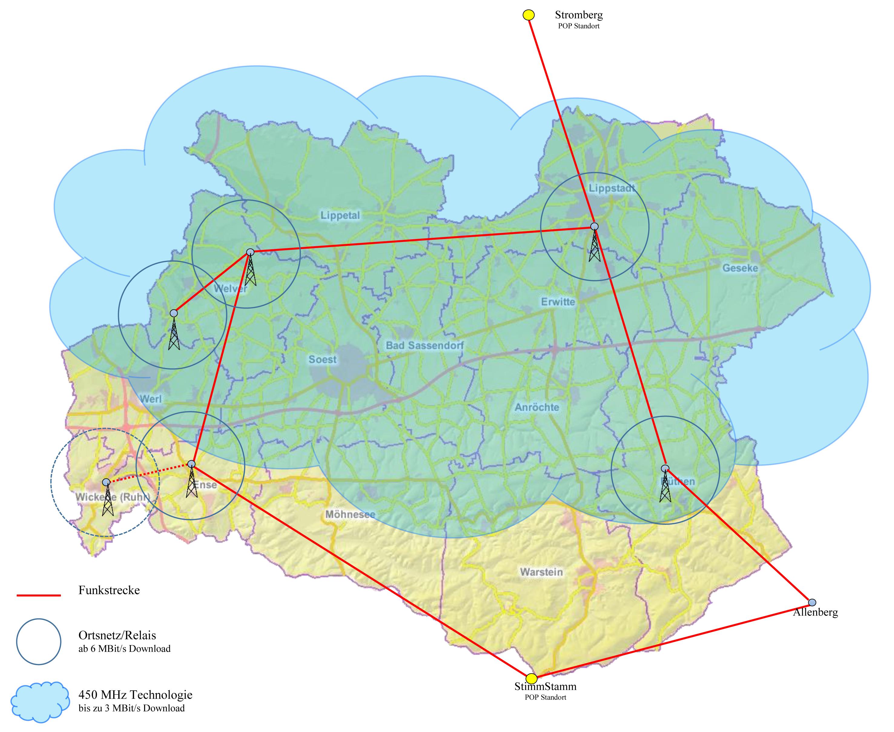 Photo of TKG-Breitbandversorgung erreicht Werl