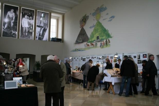 Ein Bild vom Mineralientag 2013 (Foto: Bergbaumuseum Ramsbeck GmbH).