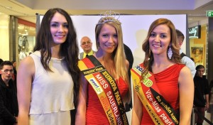Miss Sauerland-Wahl im Stern-Center: Janine Meurer gewinnt
