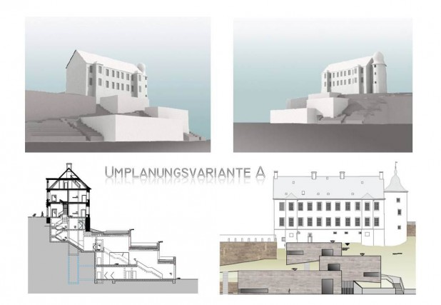 Das Sauerland-Museum - Variante A (Quelle: Pressestelle Hochsauerlandkreis)