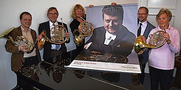 "Photo of ""Internationale Herbsttage für Musik 2014"" locken an"