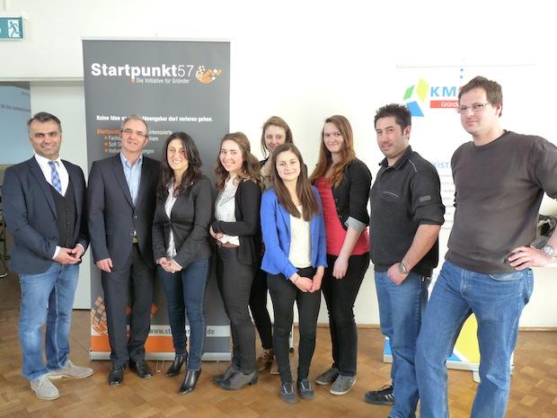 Photo of Schülergenossenschaft präsentiert Rundum-Sorglos-Paket