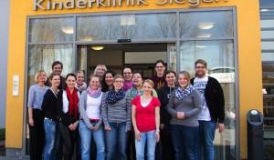 15 Absolventen bei Qualifizierungsmaßnahme für Pflegekräfte