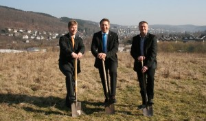 Schmidt Microdosiertechnik baut im Gewerbegebiet Daadenbach