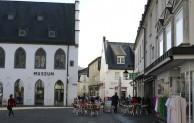 Innenstadt Attendorn: Einbau der Einstreudecke vorerst unterbrochen