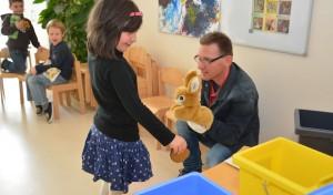 KTE Sternenburg: Abfallworkshop für die Kleinsten