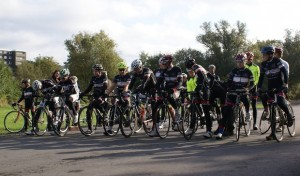 Rad- und Skaterstrecke wird mit Radrennen eröffnet