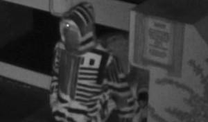 Polizei veröffentlicht Bilder aus der Überwachungskamera