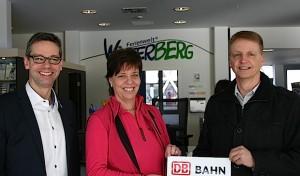 DB-Agentur im Oversum übernimmt alle Schalter-Dienste