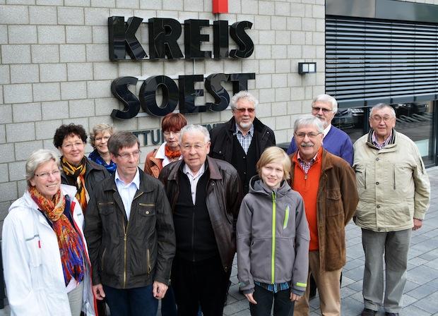 Photo of Kolpingsfamilie Allagen im Rettungszentrum