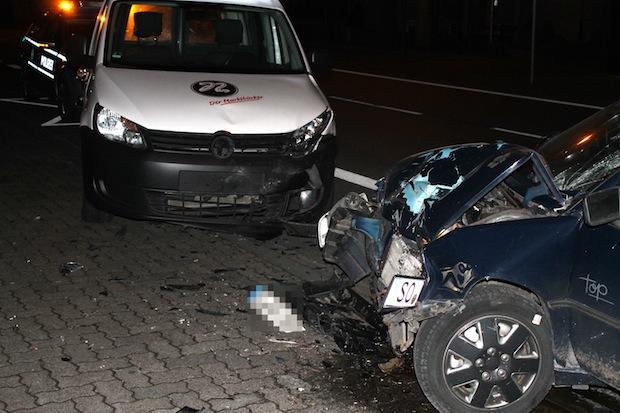 Photo of Unfall unter Alkoholeinfluss