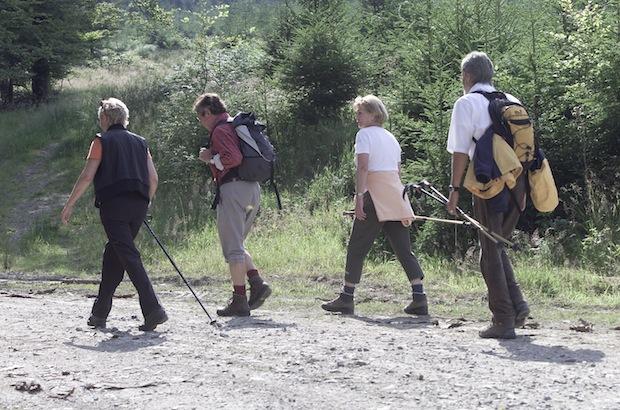 Photo of Erlebnishöhepunkte beim Wanderfestival