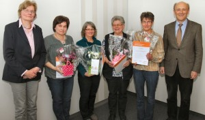 Neue Seniorenbegleiterinnen für Finnentrop