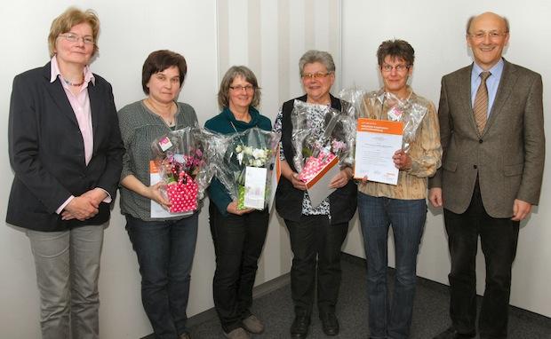 Photo of Neue Seniorenbegleiterinnen für Finnentrop
