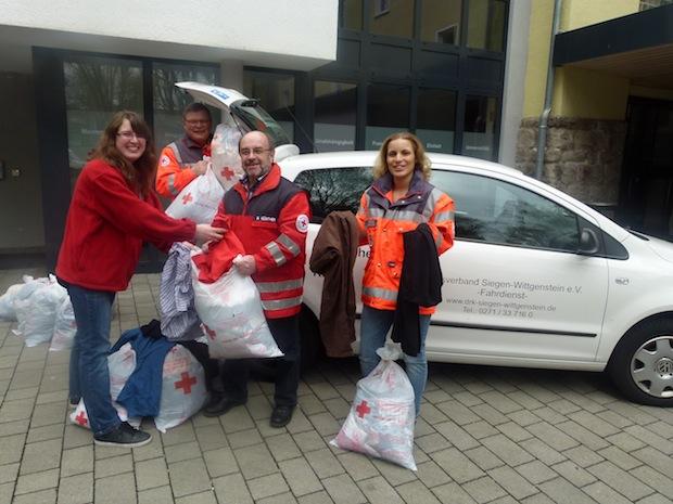 Photo of Kleiderspenden helfen der Sozial- und Jugendarbeit des DRK in Siegen-Wittgenstein