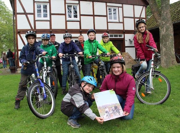 """Photo of """"Anradeln 2014"""": zwei geführte Radtouren im Angebot"""