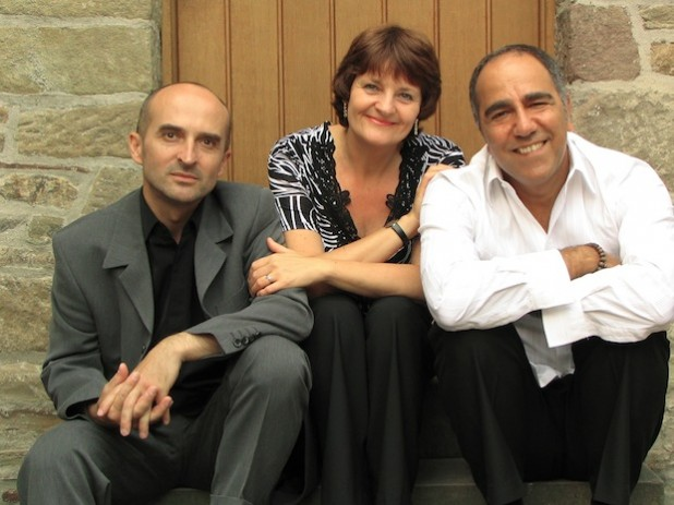 Das Arcata-Trio (Foto: theaterhagen)