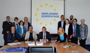 Programm der Iserlohner Europatage 2014 vorgestellt