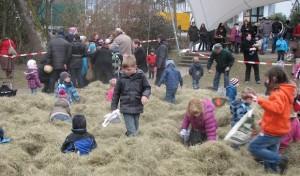 Ostereier-Suche und Wochenmarkt am 17. April