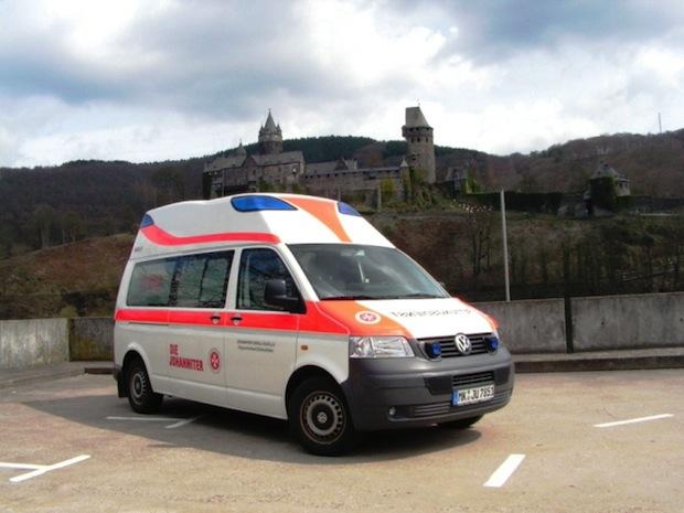 Photo of Johanniter fuhren zum letzten Mal Rettungsdienst in Altena