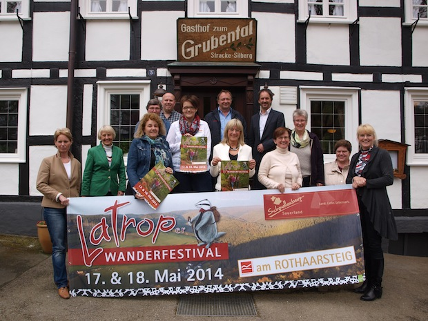 Photo of Latroper Wanderfestival mit dem WDR
