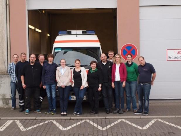Foto: Die Johanniter - Regionalverband Südwestfalen