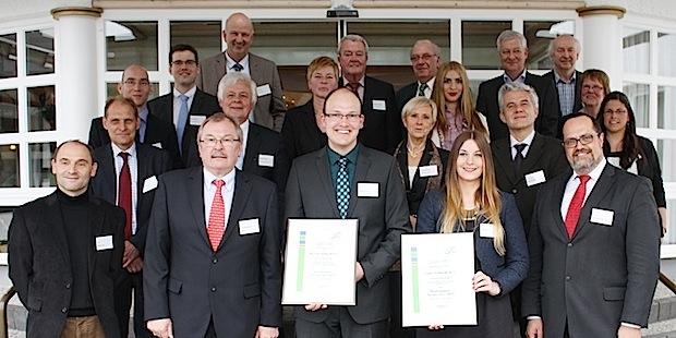 Photo of Studienpreis für Isabel Höfer und Michael Alfes