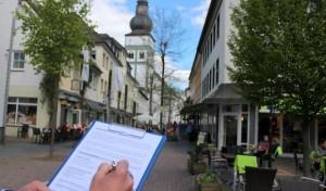Händlerbefragung in der Attendorner Innenstadt  geplant