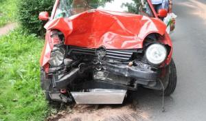 Erwitte-Bad Westernkotten: Unfall auf Solering