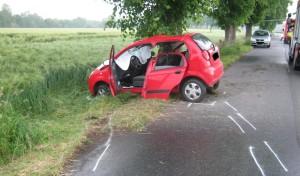 Welver: Junge Fahrerin bei Unfall schwer verletzt