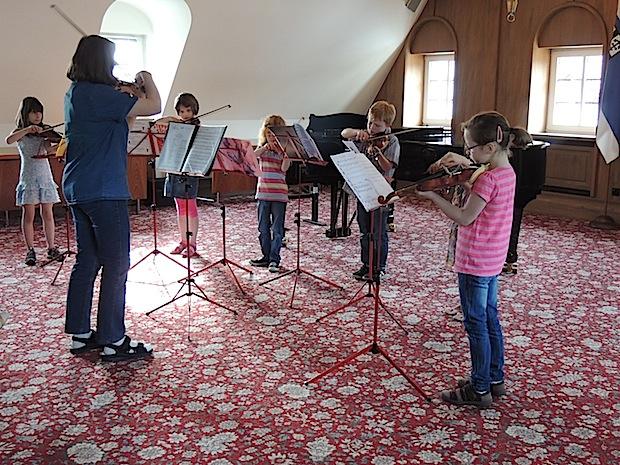 Photo of Bericht vom Maikonzert der Musikschule Drolshagen