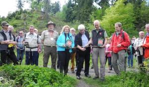 Neuer Premiumwanderweg in Burbach-Wahlbach