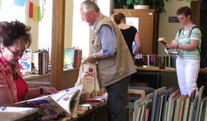 Frühlings-Bücherflohmarkt: Stadtbücherei braucht Platz