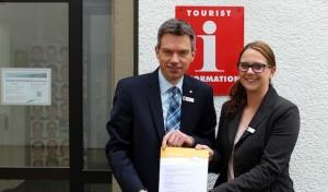 Tourist-Information bietet jetzt DTV-Klassifizierungen an