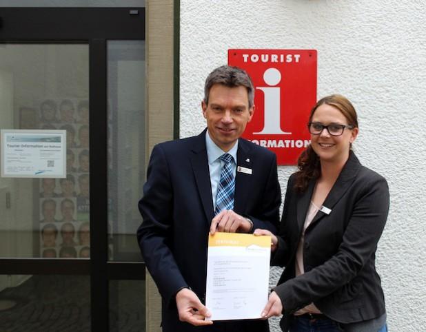 Die Hansestadt Attendorn bietet ab sofort Prüfungen in Attendorn und Umgebung nach den offiziellen DTV-Kriterien an (Foto: Hansestadt Attendorn).