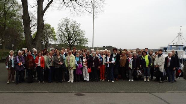 Photo of Hilchenbacher Frauenfahrt führte nach Bad Sassendorf