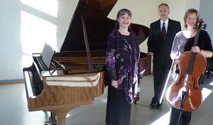 """""""Trio Farrenc"""" zu Gast beim Attendorner Kulturring"""
