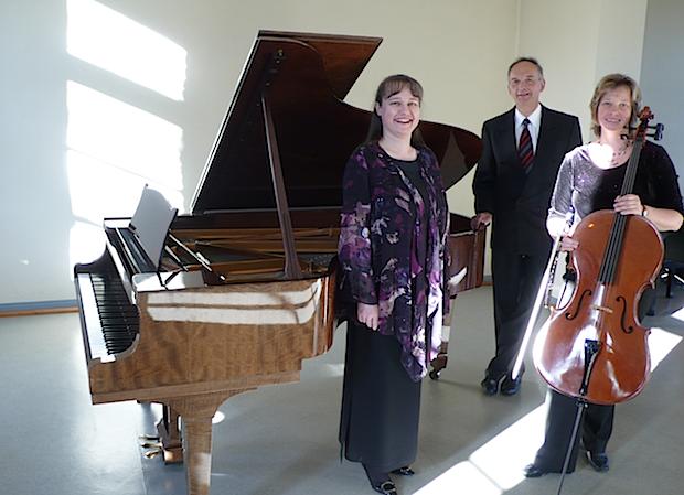 """Photo of """"Trio Farrenc"""" zu Gast beim Attendorner Kulturring"""